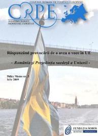 Provocarea de a avea o voce în UE – România şi Preşedinţia suedeză