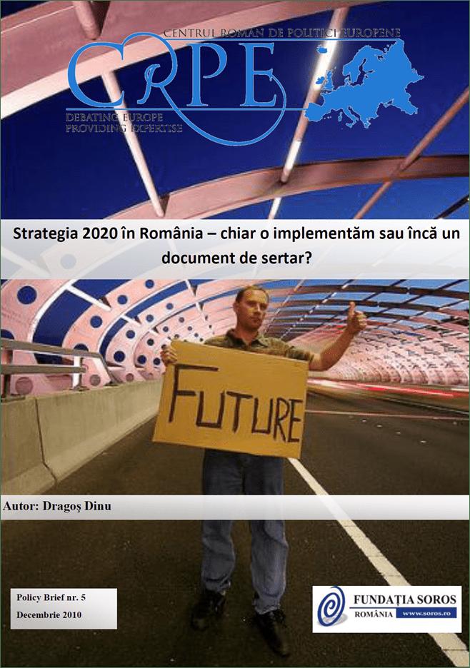 Strategia 2020 în România – chiar o implementăm sau încă un document de sertar?