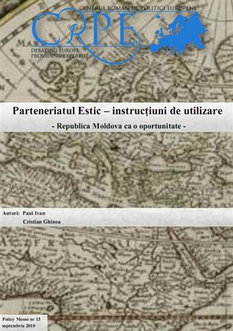 PM 13 Parteneriatul Estic. Instrucțiuni de utilizare