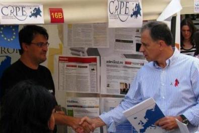 CRPE a coborât în strada – ONGFest 2009