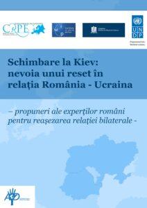 Coperta Ucraina Romania reset in relatia bilaterala