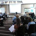 Lansare si grupuri de lucru Educatie pentru justitie si democratie 4