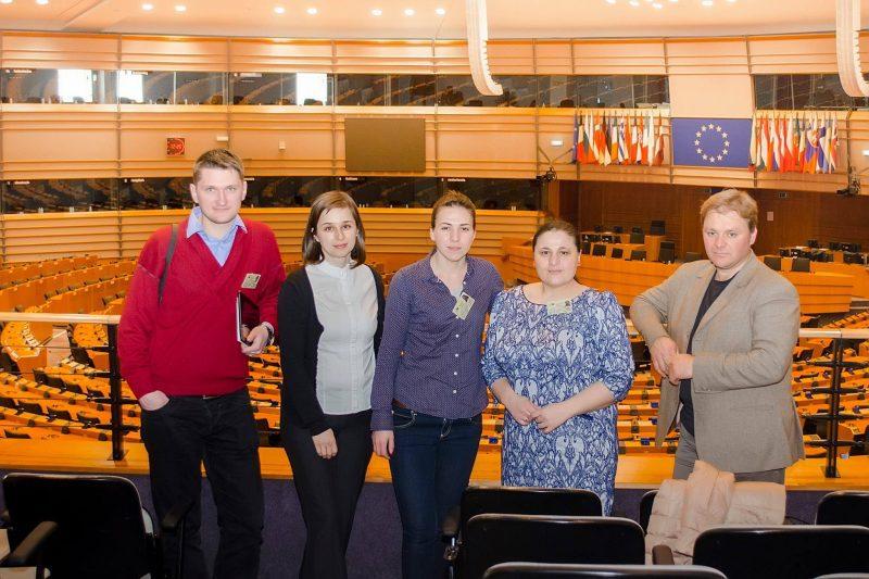 Republica Moldova: libertatea presei și dezvoltarea independentă a conținutului media privind UE