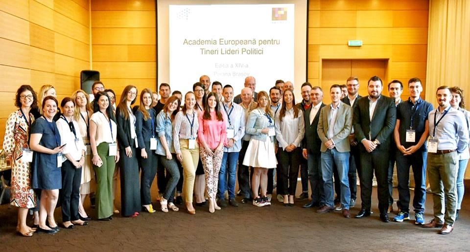 Academia Europeană a Tinerilor Lideri Politici 2018