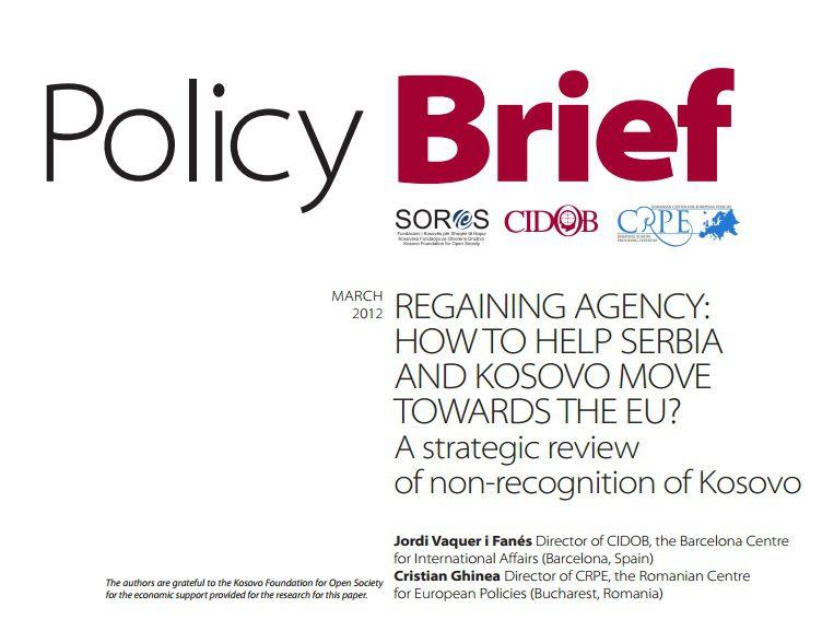 Cum ajutăm Serbia și Kosovo să se apropie de UE?