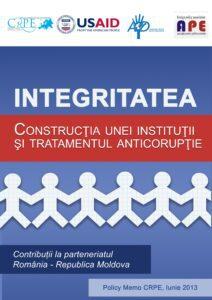 integritatea crpe final paper in proiectul APE