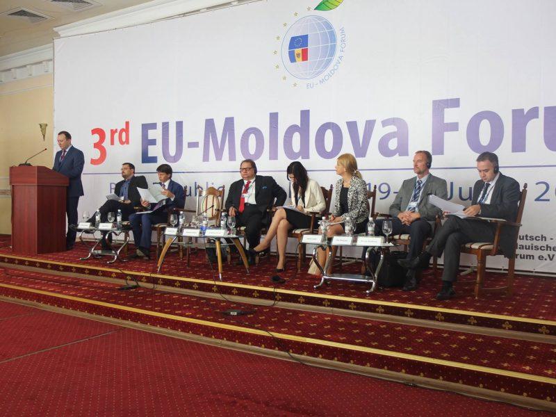Think Tank Dialogue:  Republica Moldova și Uniunea Europeană