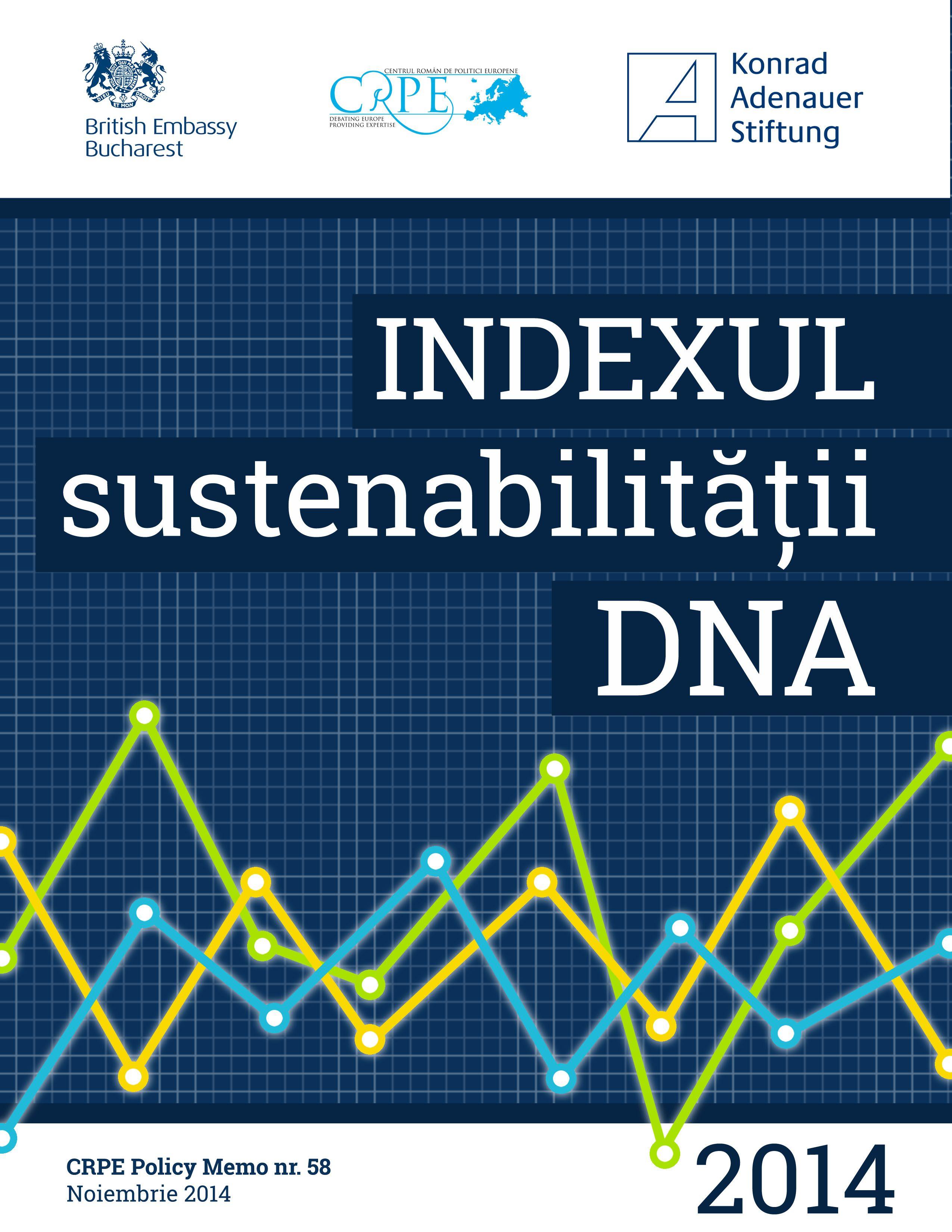 Reforma justiției și lupta anticorupție: INDEX-ul Sustenabilității DNA