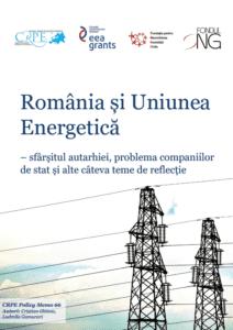 România și Uniunea Energetică
