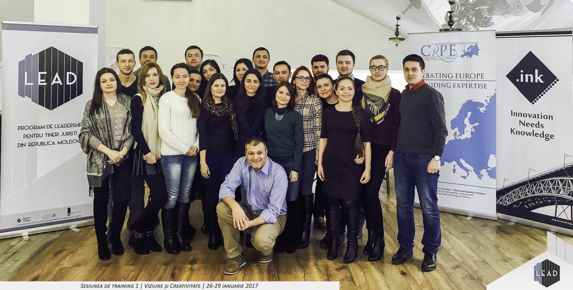 LEAD Moldova – startul programului de leadership pentru profesioniști din justiție