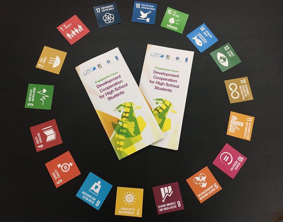Cooperare pentru dezvoltare: workshop-uri pentru liceeni