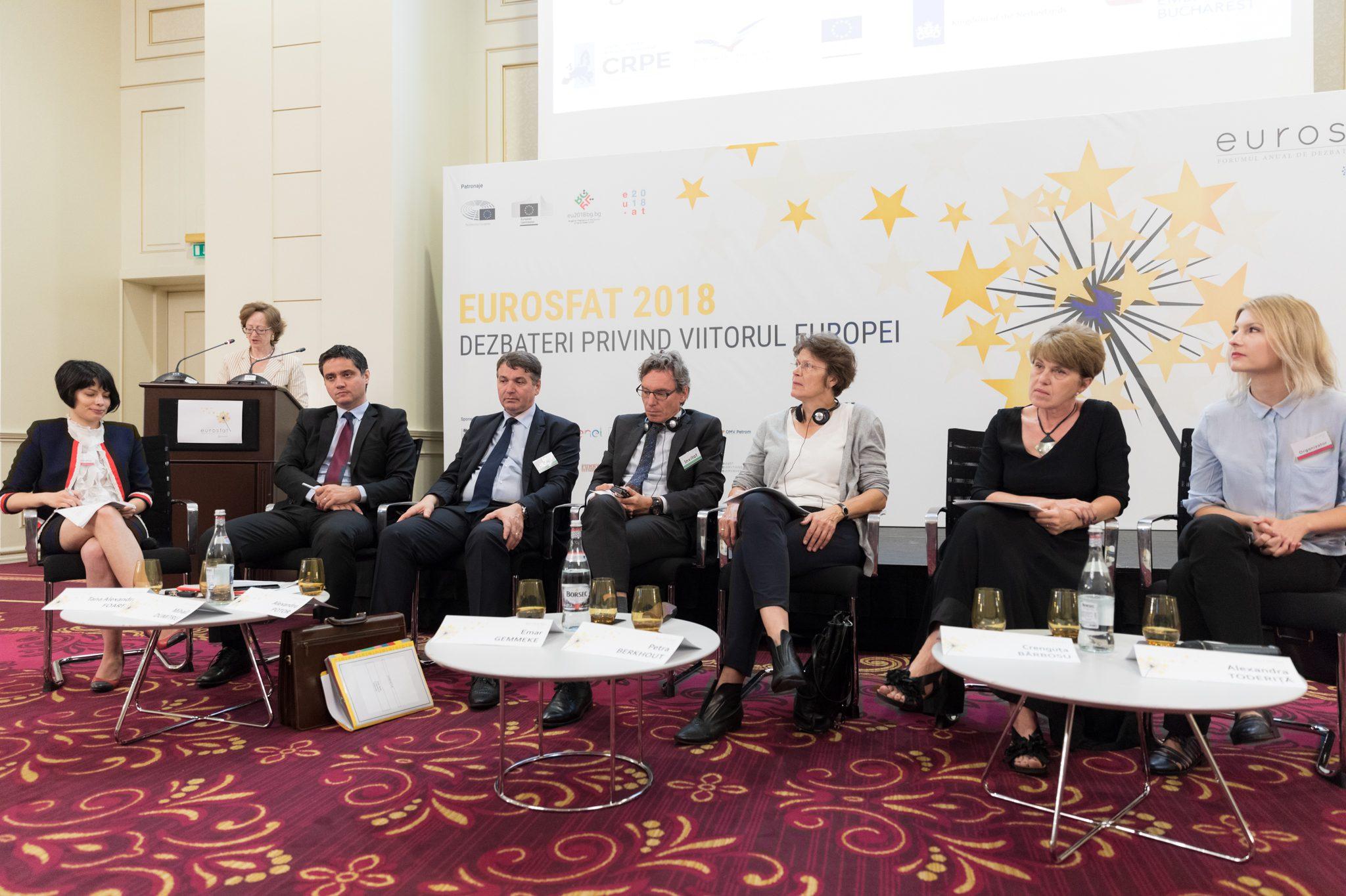 EUROSFAT 2018 – Cum creștem viitoarea generație de tineri fermieri