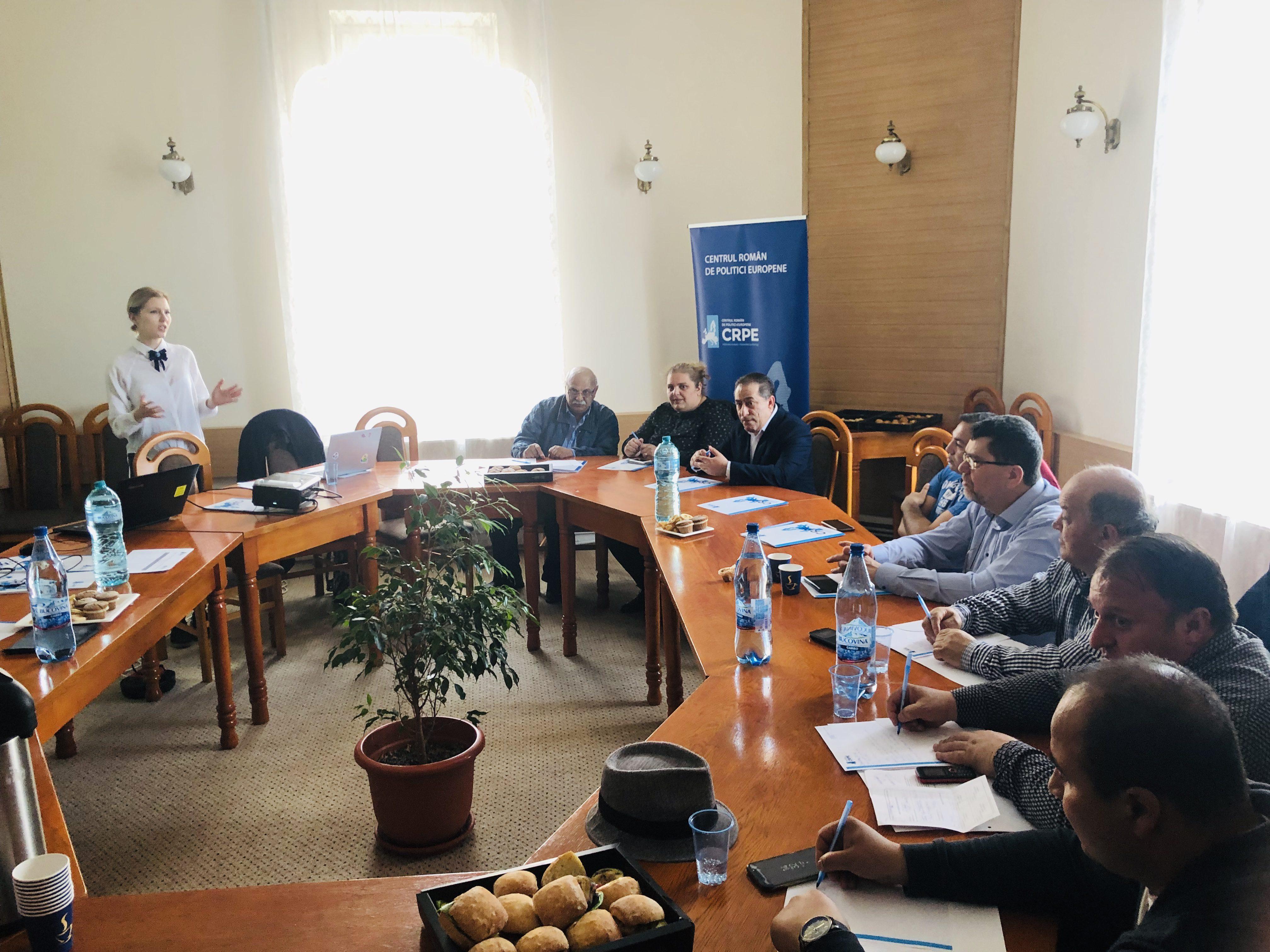 Workshop despre Garanția pentru Tineret – în cautarea soluțiilor pentru România (II)